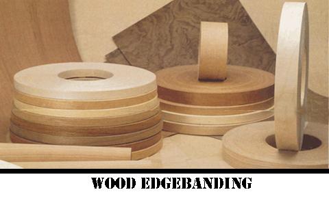 Wood Veneer Edgebanding