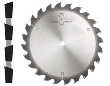 Radial Overarm Saws