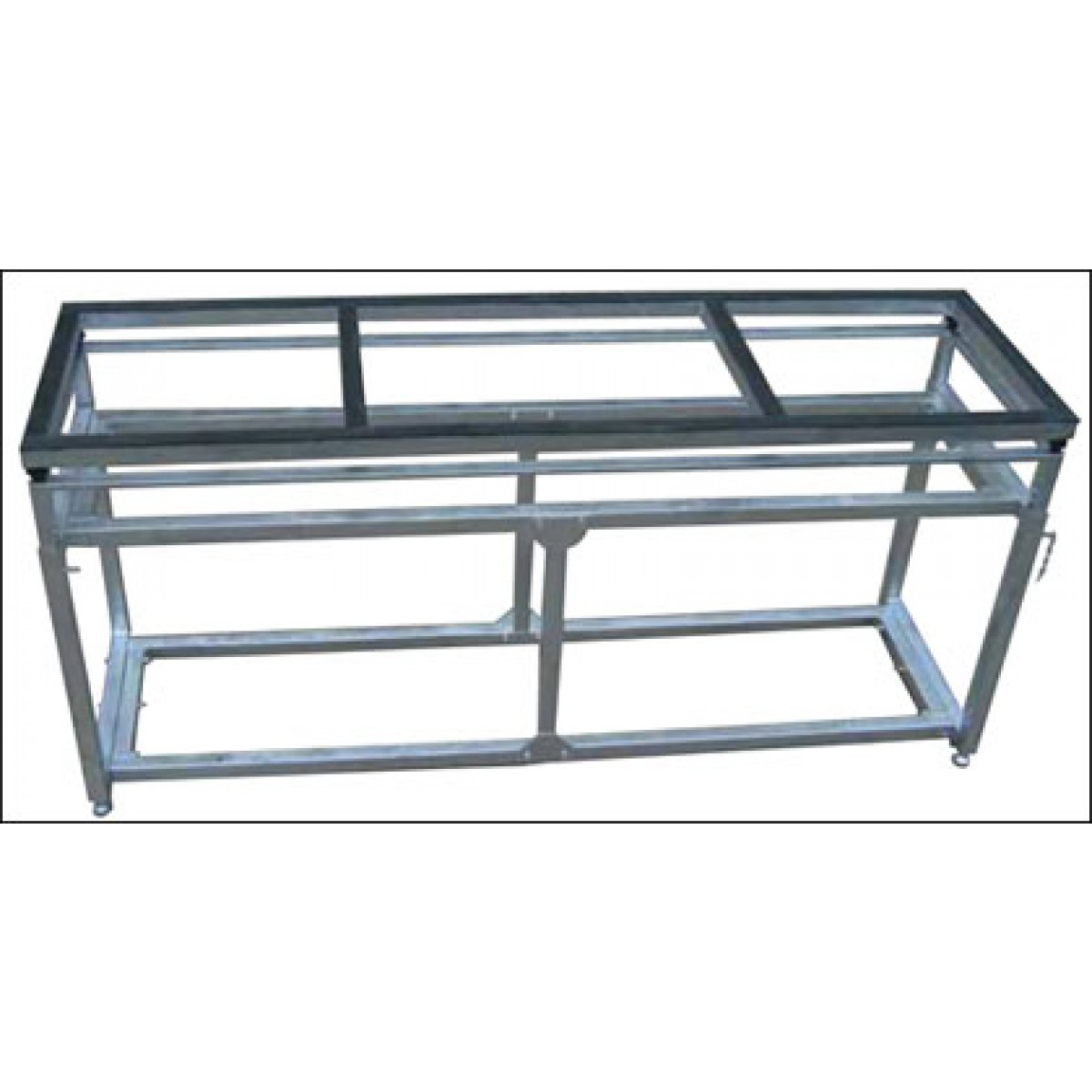 Adjustable fabrication table for Fabrication stand