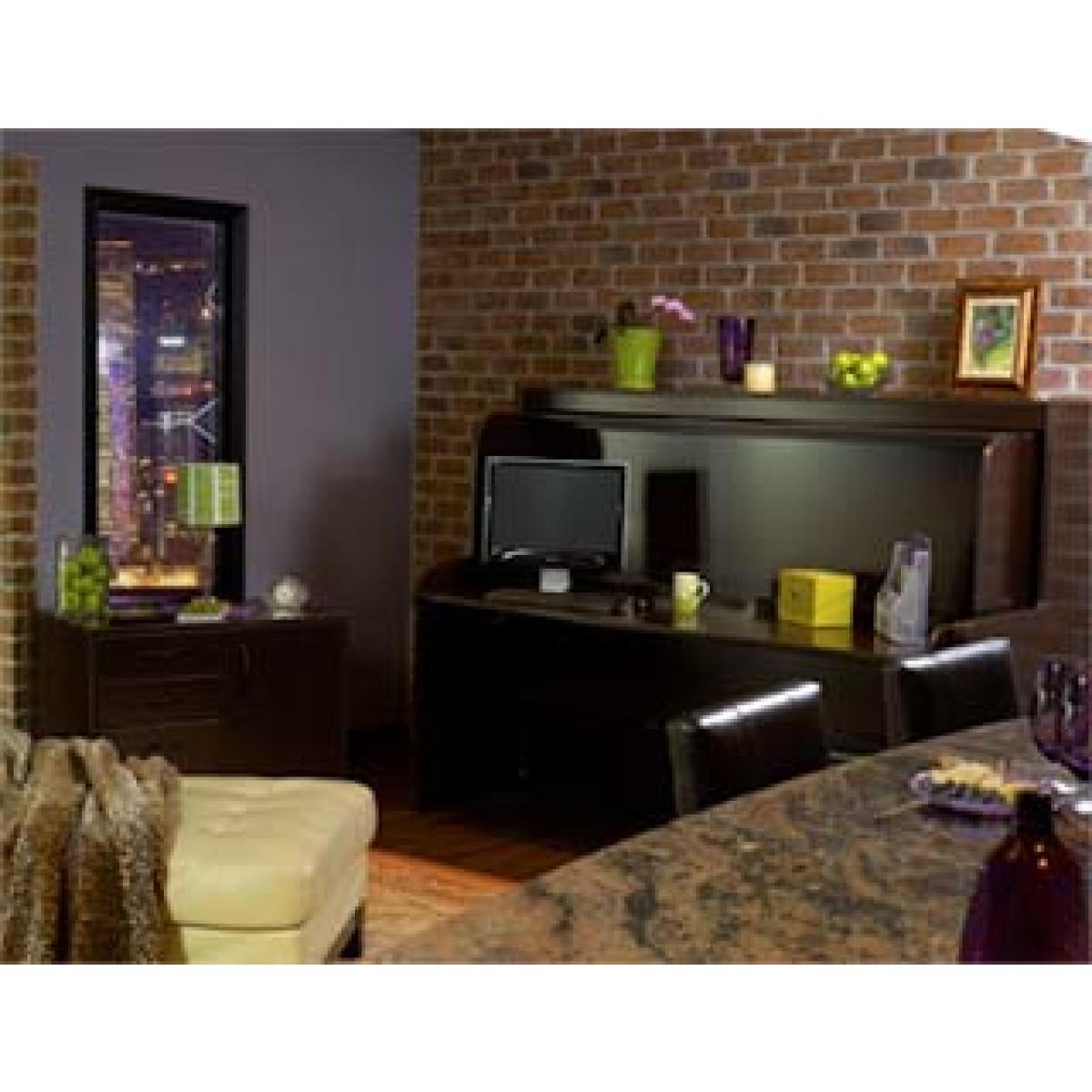 Hideaway Desk Bed