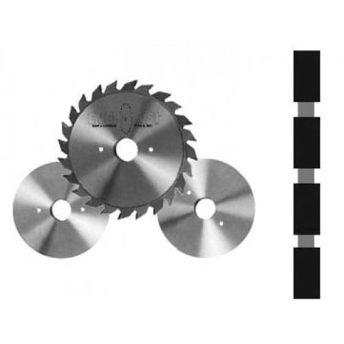 "Split Scoring Blade 120mm x 2 X 12 x 3/4"" Bore STR"
