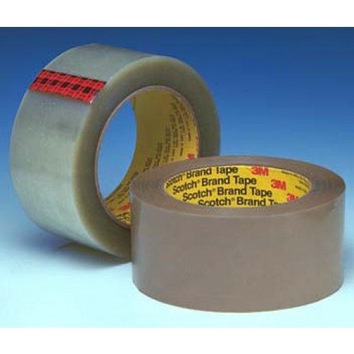"3M 355 Clear Tape 2"" x 55 yards"