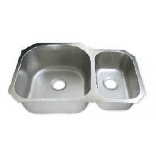 Brenner 60/40 Sink Bowl