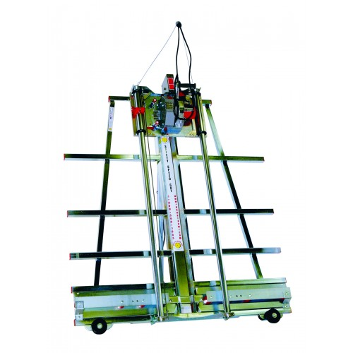 C4 Vertical Panel Saw: 3 1/4 Hp, 120V, 15 amps