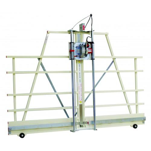 H6 Vertical Panel Saw: 3 1/4 Hp, 120V, 15 amps