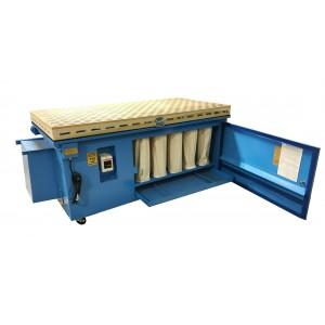 Model 3672 Downdraft Table