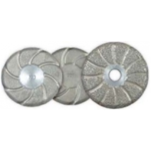 """3""""  100 Grit Lippage Disc Velcro Backed"""