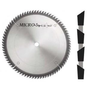 "Micro-5 Double Faced Laminate Blade 12"" x 100 x 1"" Bore 30ºATB"