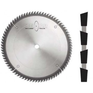 "Special Purpose Cut-Off Blade 16"" x 80 x 1"" Bore ATB"