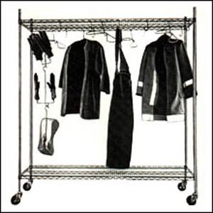 Freestanding Air Dry Rack