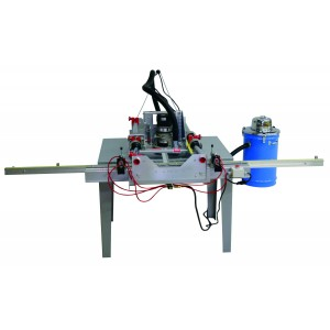 TR2 Horizontal Table Router: 3 1/4 Hp, 120V, 15 amps