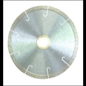 "12""X1"" Arbor J-Slot` Supreme Crystal Continuous Rim Blade"