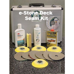e-Stone Deck Seam Kit with Case
