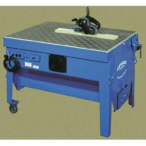 Model 3444B Downdraft Table