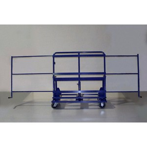Panel Handler 4' Expanded Bed""