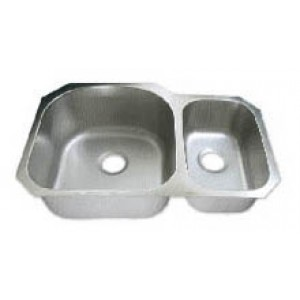 Brenner 60/40 Sink Bowl