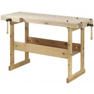 Hobby Plus Workbench Birch 1340