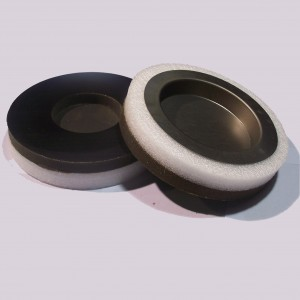 "11"" HiPer Sander H&L Replacement Donut Pad (Soft)"