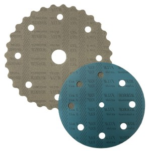 "11"" x No Holes 20 Micron H&L Round Disc"