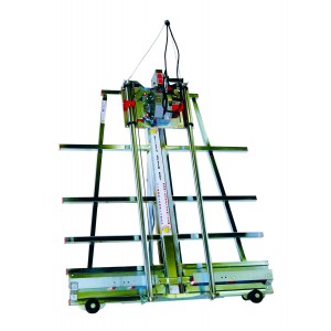 C4 Vertical Panel Saw: 3 1/4 Hp, 120V, 15 amps