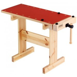 Minor Workbench red laminate