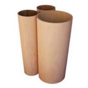 "34"" diameter x 5/16"" x 27 1/2"" Red Oak Cylindar"