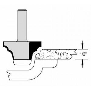 HAMPTON BOWL Bowl Profile Bit