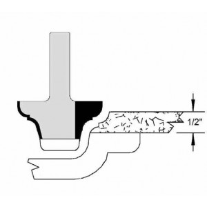 MONTAUK BOWL Bowl Profile Bit