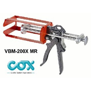 Cox 250ml Manual Gun Heavy Duty