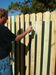 Acoustical Fence