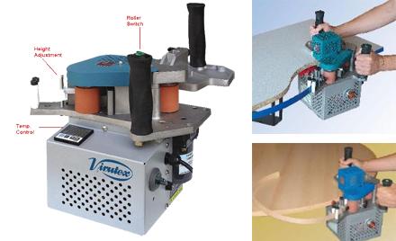 Stationary / Portable Glue Pot Edgebander - Edgebanders